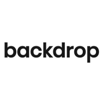 Backdrop Company Logo