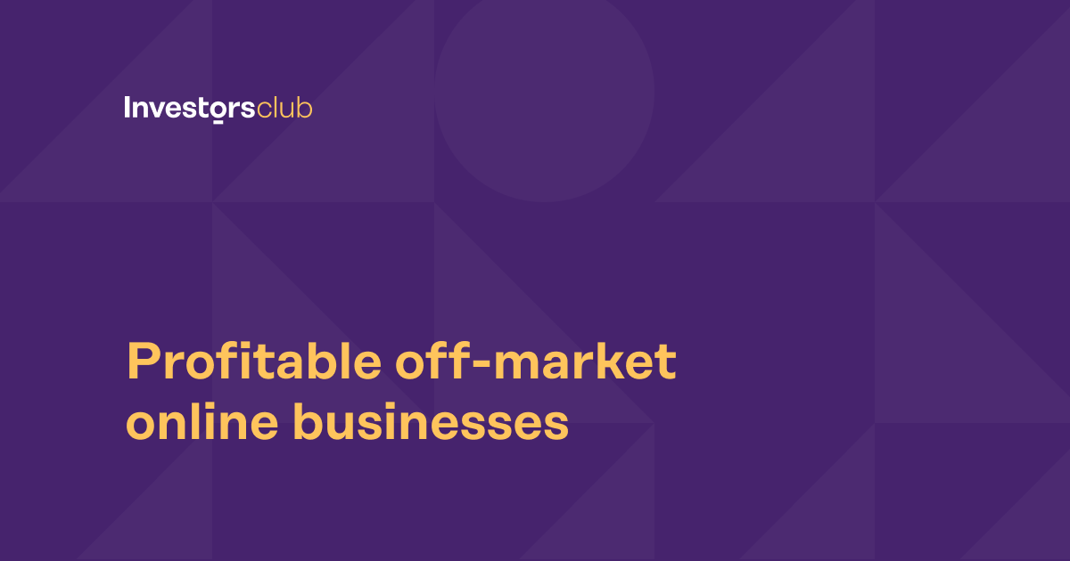 Investors Club Company Logo